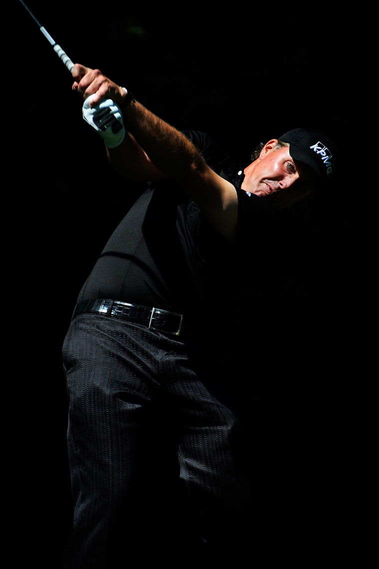 Masterful Mickelson