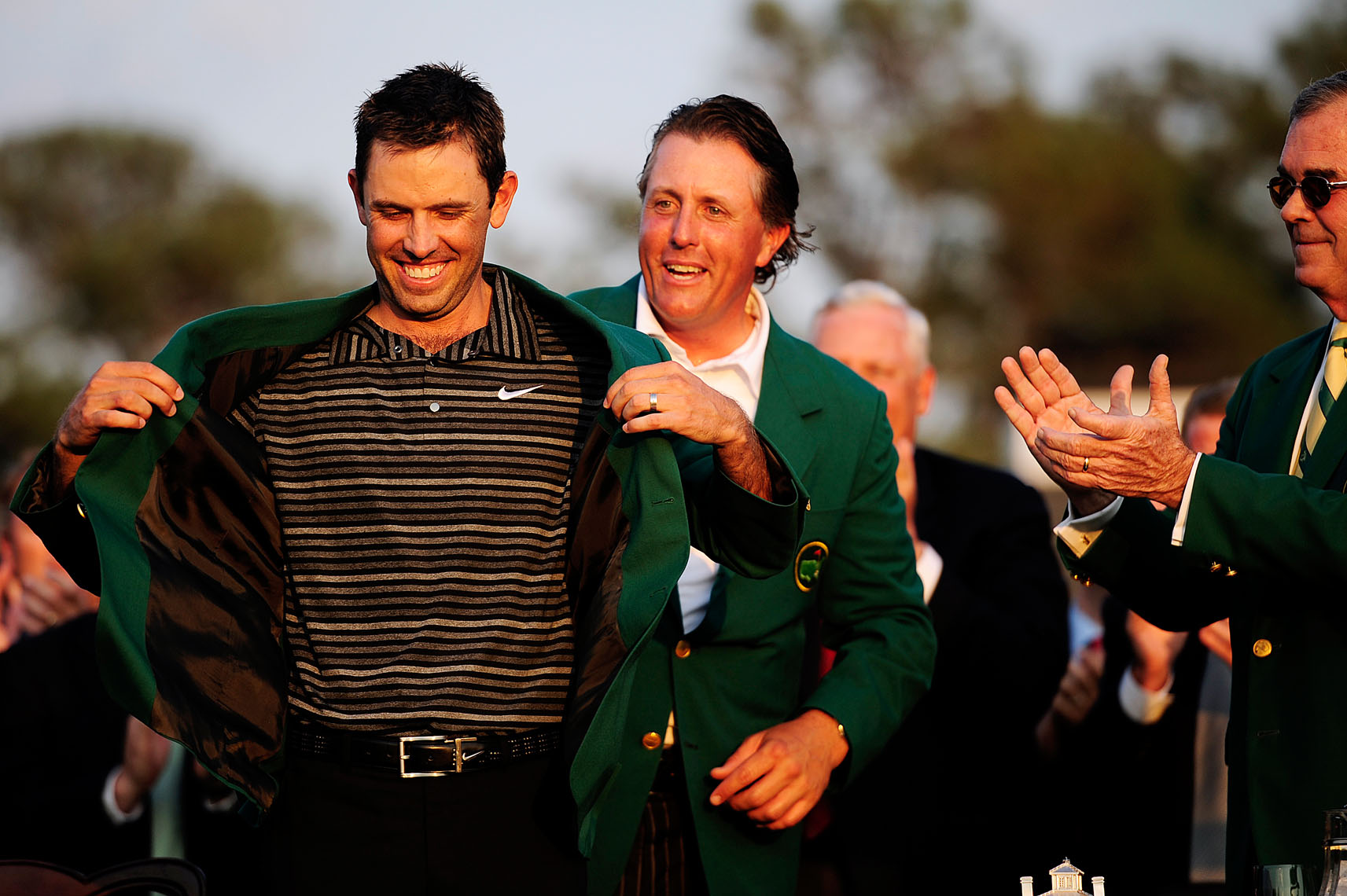 Green Jacket Glory