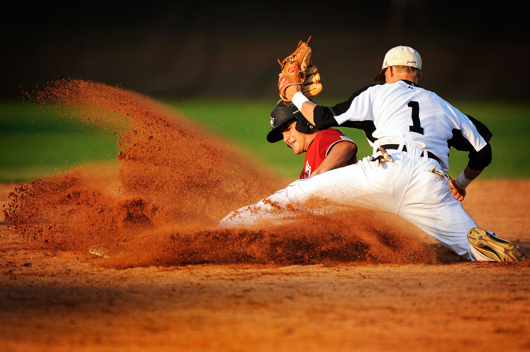 Second Base Slide